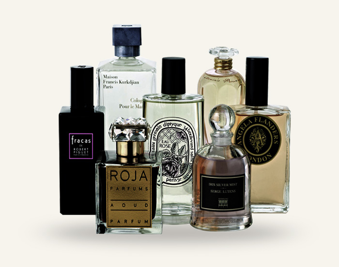 Perfume and cosmetic Labels